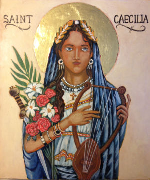 St Caecilia 2